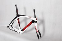 Wholesale Fixed Gear Frame Cycling Bicycle Frame Racing Bike Road Bike Frame Carbon Frame