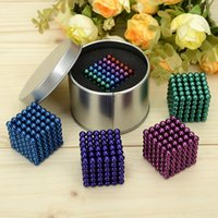 Wholesale mm New novelty gadget BuckyBalls Genuine magic ball magnetic magnetic building blocks Ciliqiu