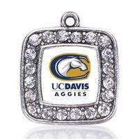 aggies sports - College Sports California Davis Aggies pendant charms jewelry accessary