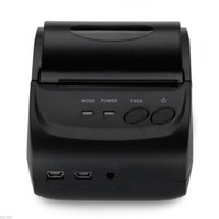 Wholesale mm Bluetooth Receipt Printer Mini Thermal Receipt Printer for Samsung Android Smartphone