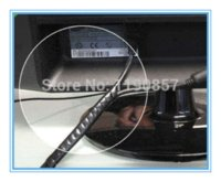 Wholesale ID mm x OD mm FT m Spiral Wrap Tube Black Cable Wire Tidy Wrap PC Home Cinema TV Management Organizing Kit
