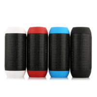 active flash player - Portable Wireless column Bluetooth Speaker Built in LED Flash Lights fm radio Boombox loudspeakers For your phone and computer