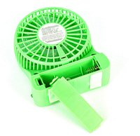 Wholesale Rechargeable USB Mini Plastic Desk Fan from dannywholesale to world wide OEM welcome