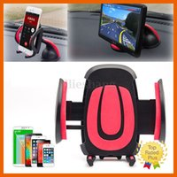 Wholesale Universal Car Windscreen Holder Dashboard Mount Stand Car Phone Holder Air Vent For All Mobile Phone
