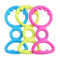 Wholesale Hand Chain Griphook Pet Interactive Toy Rubber Bite Resistant Molars Dog Toys Can Choose The Color SI