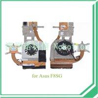 asus heatsink fan - laptop heatsink and cpu cooling fan for Asus A8S F8SG GNNX1AM011 KFB0505HHA