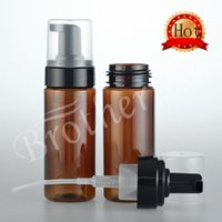 150ml botella de espuma de plástico espumoso vacía de mano de jabón dispensador de espuma de alta calidad