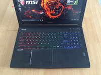 Wholesale Amazon hot MSI MSI GE62 qf XCN GE62 m high end game this MSI GE62 can easily run large mainstream games inch FHD backlit