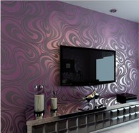 Wholesale 3D mural wall paper Wallpaper rolls Papel de parede Sprinkle gold murals damask wall paper roll modern stereo
