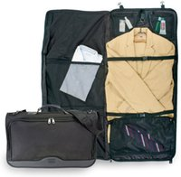ballistic nylon bags - 22 quot Carry On Tri fold Ballistic Nylon Casual Travel Garment Combo Bag