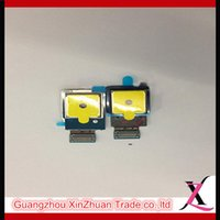 Wholesale The High Quality Flex Cables Back Rear Main Camera Modules Replacement camera For Galaxy S6 G920F Egde