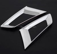 Wholesale Fit for RENAULT KOLEOS ABS Chrome Front Grills Grilles Around Trim set