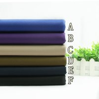 Wholesale 1 meter cotton thickened canvas for sofa fabric pillow cushion cover handmade DIY handbag CR
