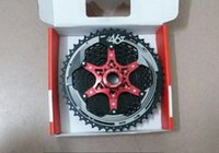 Wholesale SunRace CSMX8 bicycle freewheel Speed mtb freewheel Mountain Bicycle Cassette bicycle parts T