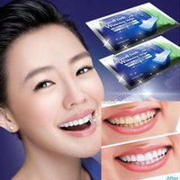 Wholesale 2Pcs Bag Degree Advanced Teeth Whitening Strips Dental Whitening Kit Enamel White Whitestrips