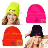Prezzi Wool hat-berretti sportivi uomo, sportiva delle donne ricopre il cappello acrilico Cappello in lana