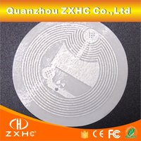 Wholesale mm Ntag White NFC Stickers Tags Protocol ISO14443A For All NFC Phones In Payment or Other Conditions