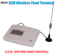 analog terminal - GSM MHz GSM analog with LCD and backup battery GSM fixed wireless terminal