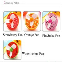 Wholesale USB FAN Cooler Chargerable Portable travel Cooling Fans Flexible For computer phone patterns Carton Factory Price DHL