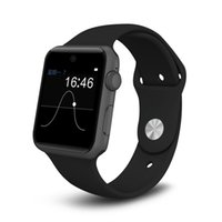 Wholesale 2016 Lemfo LF07 Bluetooth Smart Watch HD Screen Support SIM Card Wearable Devices SmartWatch For IOS Android pk dm09 gt08 dz09