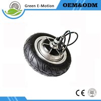 Wholesale high quality inch electric wheel hub motor mm diameter V W W W electric scooter bicycle motor