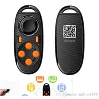 Wholesale Universal Bluetooth Remote Controller Gamepad Joystick for Android iOS Smartphone D VR Glasses TV Box Tablet PC Computer