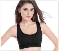 Wholesale America back hollow vest quick drying underwear sleep after shock bra yoga exercise treadmill