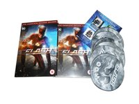 Wholesale Flash Second Season Two Disc Set DVD Uk Version Region Boxset New