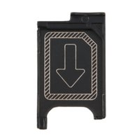 Wholesale In Stock Newest Micro Sim Card Tray Holder Slot Replacement For Sony Xperia Z3 Z3 Compact