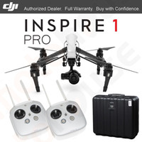 Wholesale DJI Inspire Pro professional quadcopter K camera and axis stabilization gimbal Zenmuse X5