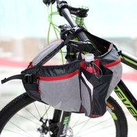 Wholesale Bicycling Waist Packs Sport Bags Camping Outdoor Travelling Adjustable Belt Cycling Waist Bag Fanny Pack Hiking Climbing Bumbag