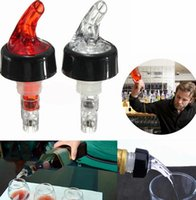 Wholesale 25ml Shot Spirit Measure Measuring Flow Pourer Bar Wine Cocktail Dispenser Gift
