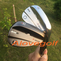 Wholesale New golf wedges SM6 wedges steel grey silver jet black degree OEM quality golf clubs