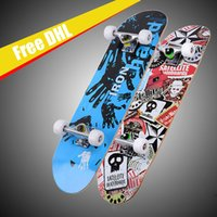 Wholesale Free DHL x20x10cm Youngsters Profession Double Rocket Scooter High Elasticity Wheel Aluminum Bear kg With Tools