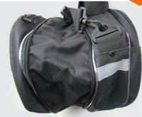Wholesale 1 set Genuine motorcycle tank bag side luggage motorcycle waterproof saddlebags alforjas moto alforge backpack