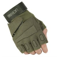 Wholesale Half a tactical gloves Women s Outdoor Sports Crochet Breathable