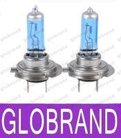 Wholesale H7 W Super White K Xenon Halogen light bulb lamp Vihicle Headlight GLO363