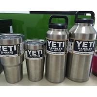 Wholesale 10 oz YETI Cup oz pink colorful cups oz oz oz Bottle Colster Rambler Mug