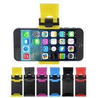 ads holders - Car Steering Wheel Mount Holder Rubber Stander For iPhone S C S Plus For xiaomi Mi4 Mi3 Mi2 Redmi Note Holders AD