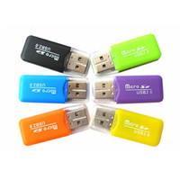 Wholesale High Speed USB Micro SD card T Flash TF M2 Memory Card Reader adapter gb gb gb gb gb gb TF Card