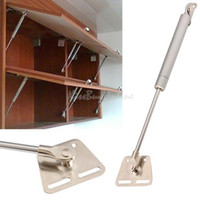 Wholesale Practical Furniture Hinge Kitchen Cabinet Door Lift Pneumatic Support Hydraulic Gas Spring Stay Hold E5M1 order lt no track