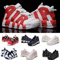 best low top basketball shoes - AIR More Uptempo Scottie Pippen Basketball Shoes For Lover Fashion Best Price black white Top Quality Athletic Sport Sneakers Eur