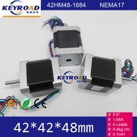 Wholesale Economical degree A Kg cm rpm mm phase hybrid stepper motor NEMA17 Customer Recommendation Goods