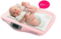 Wholesale 20Kg g new baby scale mother s arm scale baby weighting medical baby scales