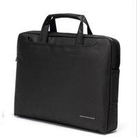 Wholesale 2016 New Solid Color Fashion Sports Messenger Bag Unisex Shoulder Bag Ladies Laptop Bag Multifunction Business