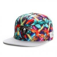 baseball fever - New brand C S C S JUNGLE FEVER CAP Color parrot sport hip hop sun cap baseball hat snapback cap for men women Box packaging