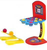 Wholesale Outdoor Fun Sports Toy Sports Parent Child Family Fun Hoodle Marble Shooter Shooting Desktop Basketball Game Outdoor Fun amp Sports Toys