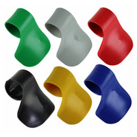 Wholesale Motorcycle Throttle Clamp Cruise Aid Control Grips Assorted Colors