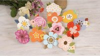 Wholesale mini paper so cute gift message card greeting card for all general situations use