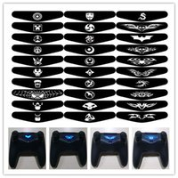 Cheap Led Light Bar Decal Sticker Fits For SONY Playstation 4 PS4 Wireless Controller